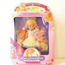 Lady Lovely Locks and the pixietails Enchanted Island LLL doll Mattel NEW in box