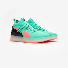 d726878b02d Puma Basketball Clyde Court Disrupt South Beach Hoops Ocean Men New  191715-01