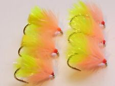 6 NEW RUTLAND GRAFHAM JELLY FABS & BLOBS Trout Flies by Iain Barr Fly Fishing