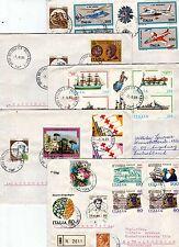 5 Belege Italien aus  1981  ( 23765 )