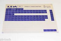 Microfich Spare Parts Catalog Kawasaki VN 800 Drifter Stand 01/2001