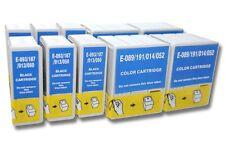 CARTUCHO TINTA NEGRO COLOR PARA Epson-Stylus-Color 580 / 600 / 640 / 660 / 670
