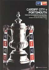 FA CUP FINAL 2008: Portsmouth v Cardiff City