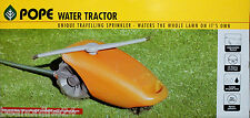 POPE Water Tractor - Unique Travelling Sprinkler