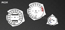 Honda CBR 600 F PC31 Tachoscheiben Tacho CBR600 Gauge speedo dial Ziffernblätter