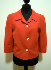 BLUMARINE Giacca Donna Viscosa Woman Rayon Jacket Sz.S - 42