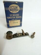 NOS 1922-27 BUICK FORD MOON NASH OLDS IGNITION POINT SET, AMPCO DR-43 NIB