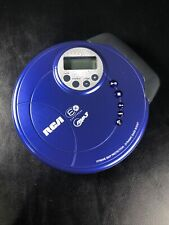 RCA EX Xtreme RP2525 Portable Personal CD Player Tested and Working