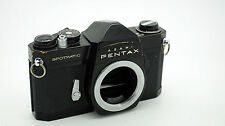 ASAHI PENTAX SPOTMATIC SP 35 mm film SLR Caméra K3
