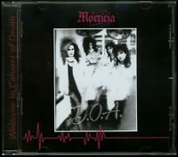 Morticia D.O.A. CD new Heaven and Hell Goth Rock deathrock reissue