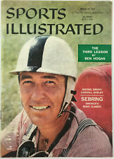 Sports Illustrated Carroll Shelby America's Road Classic March 25 1957 Ben Hogan