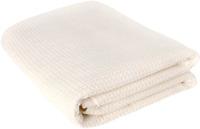"""Premium Waffle Weave Microfiber Bath Body Towel (29""""x55"""", Linen Color)"""