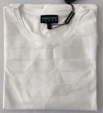 NWT $175 Emporio Armani Modern White Short Sleeve T-Shirt 3XL ZNH69