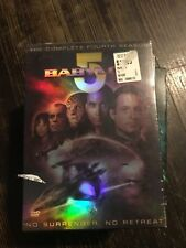Babylon 5 Forth season sealed
