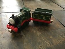 2004 Thomas & Friends Emily and Emily Tender Take Along Diecast Metal