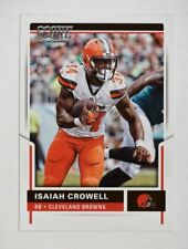 2017 Score #329 Isaiah Crowell - NM-MT