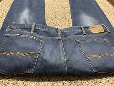 AE AMERICAN EAGLE OUTFITTERS LOOSE MEN'S JEANS SIZE 42X32