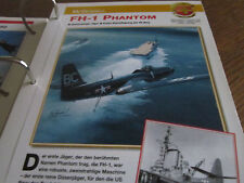 Faszination 4 127 McDonnell FH 1Phantom US Navy