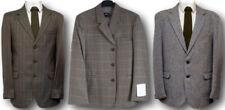 Manteaux et vestes bleu en laine pour homme
