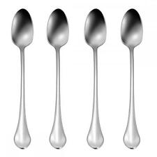 Oneida Capello 4 Iced Tea Spoons