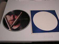"""Levon Helm  12"""" Color  picture Promo disc LEVON HELM with diecut cover"""
