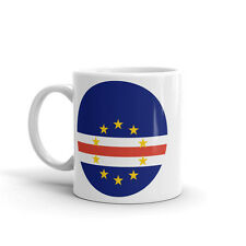 Cape Verde Flag High Quality 10oz Coffee Tea Mug #9131