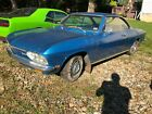 1969 Chevrolet Corvair Monza 1969 Chevrolet Corvair Monza 2 door hardtop Coupe 110hp flat 6 cyl automatic GM