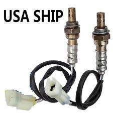 2pcs Upstream & Downstream Oxygen Sensor For 04-07 Suzuki Aerio2.0L/02-03 2.3L