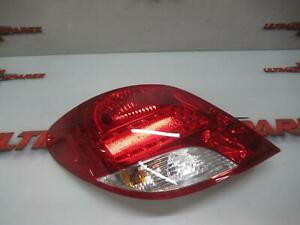 PEUGEOT 207 LEFT TAILLIGHT HATCH, CLEAR INDICATOR SECTION , A7, 04/06-12/12 06 0