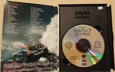 The Perfect Storm (Region 2 PAL DVD) Fold-Out Paper Case In Excellent Condition!