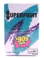Superfight: 90s Deck Expansion Skybound Games NEW & SEALED
