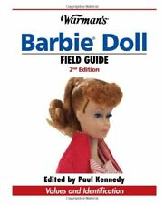 NEW - Warman's Barbie Doll Field Guide: Values and Identification