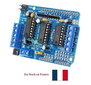 Motor Drive Expansion Shield Board Module L293D Arduino MEGA UNO