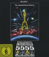 "DAFT PUNK ""INTERSTELLA 5555"" BLU-RAY NEUWARE"