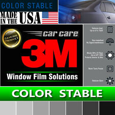 "3M Color Stable 35% VLT Automotive Car Truck Window Tint Film Roll 30""x78"" CS35"