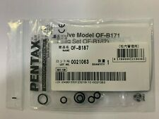 Pentax Of B187 O Ring Set For Suction Valve Of B171 Pack6 Oem Amp New