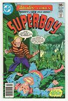 Adventure Comics #455 (DC 1978) Superboy vs Lex Luthor - Al Milgrom Cover Art