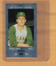 Catfish Hunter '71 Oakland As Super Toys Centennial by Monarch Corona