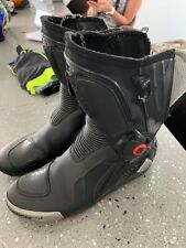 Dainese motorcycle boots size 44