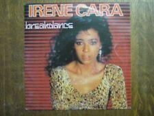 IRENE CARA 45 TOURS HOLLANDE BREAKDANCE