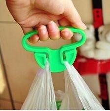 Lot de deux en plastique shopping sac poignées de transport (brand new)