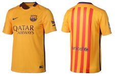 Trikot Nike FC Barcelona 2015-2016 Away La Liga I Auswärts Barca