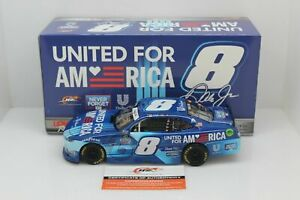 DALE EARNHARDT JR. AUTOGRAPHED, UNITED FOR AMERICA, #8, /24 2021 CAMARO IN STOCK