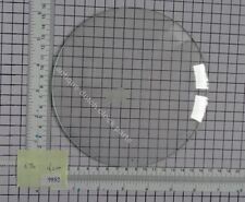 """ROUND CONVEX GLASS FOR CLOCK  6 13/32"""" or 16,2 cm across"""