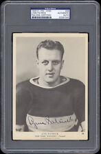 1939-40 V301-1 O-Pee-Chee #36 Lynn Patrick Autographed/Signed -- PSA/DNA