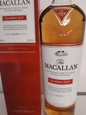 Whisky Macallan Classic Cut 2020 700ml 55% Vol Single Malt Whisky