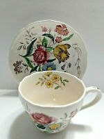 Vintage Spode Gainsborough Copeland Cup and Saucer Beautiful