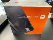 Jbl Control 2P Compact Powered Reference Monitor Set Of Two Brand New!