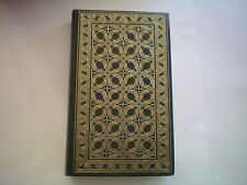 COLLECTED WORKS: ANNA VERONICA AND OTHERS by H.G WELLS 1968 H/B FAUX LEATHER