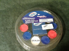 New listing Miller Lite Beer Playing Cards Poker Chips New
